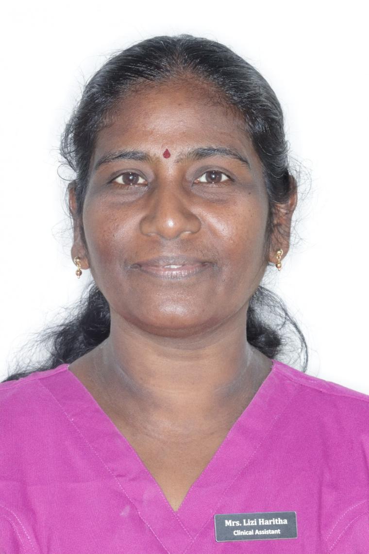 Nurse Lizi Haritha